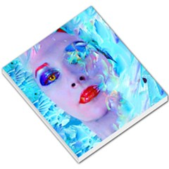 Swimming Into The Blue Small Memo Pads by icarusismartdesigns