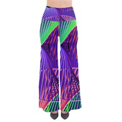 Colorful Rainbow Helix Pants by designworld65