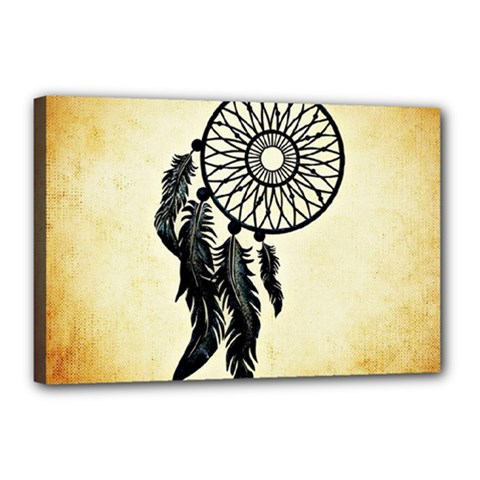Dream Catcher Canvas 18  X 12
