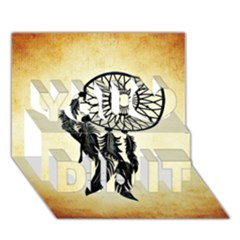 Dream Catcher You Did It 3d Greeting Card (7x5) by AnjaniArt