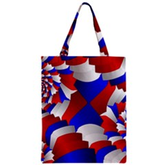 Happy Memorial Day Zipper Classic Tote Bag