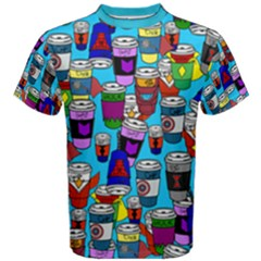 Avengers Men s Cotton Tee by parkbound