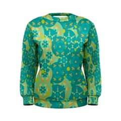 Cyan Design Women s Sweatshirt