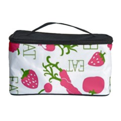 Eat Pattern Tomato Cerry Friute Cosmetic Storage Case