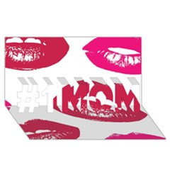 Living Nude Lipstick Featuredimage #1 Mom 3d Greeting Cards (8x4) by AnjaniArt