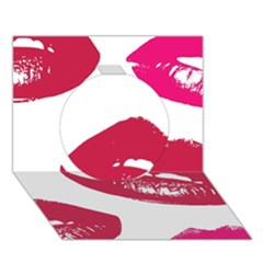 Living Nude Lipstick Featuredimage Circle 3d Greeting Card (7x5)