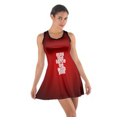 May The Force Be With You   Cotton Racerback Dress