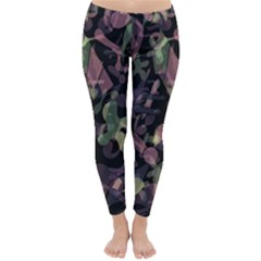 Depression  Classic Winter Leggings