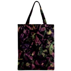 Depression  Zipper Classic Tote Bag by Valentinaart