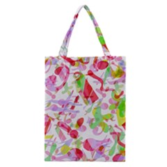 Summer Classic Tote Bag by Valentinaart