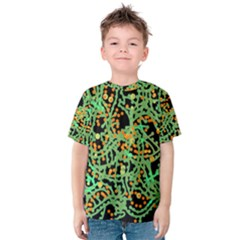 Green Emotions Kids  Cotton Tee