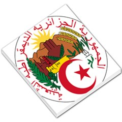 National Seal Of Algeria Small Memo Pads by abbeyz71
