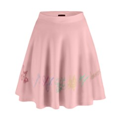 Princess Pink High Waist Skirt by DesignerDust
