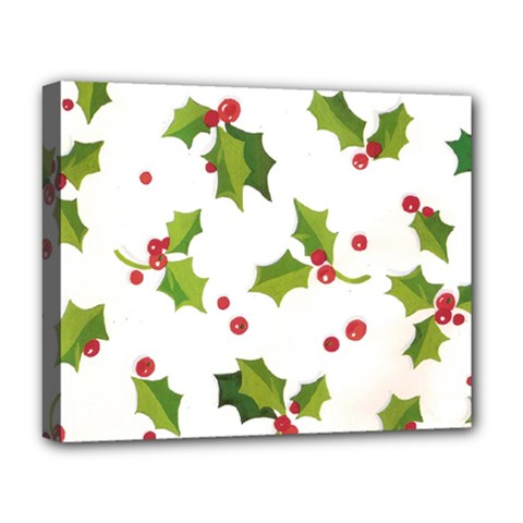 Images Paper Christmas On Pinterest Stuff And Snowflakes Deluxe Canvas 20  X 16   by AnjaniArt