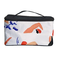 Olympics Swimming Sports Cosmetic Storage Case by AnjaniArt