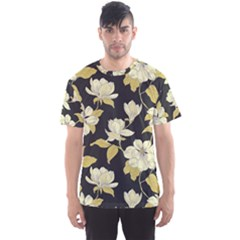 Pattern Rose Men s Sport Mesh Tee by AnjaniArt