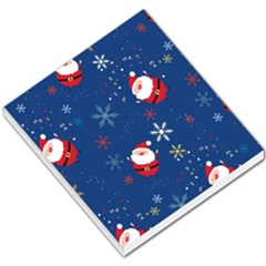 Santa Clause Small Memo Pads by AnjaniArt