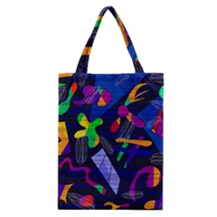 Colorful Dream Classic Tote Bag by Valentinaart