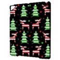Reindeer decorative pattern Apple iPad Pro 9.7   Hardshell Case View3