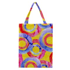 Blue And Pink Dream Classic Tote Bag