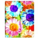 Colorful Daisy Garden Apple iPad Mini Flip Case View1