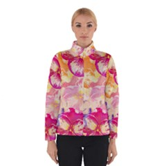 Colorful Pansies Field Winterwear