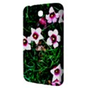 Pink Flowers Over A Green Grass Samsung Galaxy Tab 3 (7 ) P3200 Hardshell Case  View3