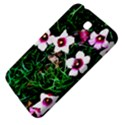 Pink Flowers Over A Green Grass Samsung Galaxy Tab 3 (7 ) P3200 Hardshell Case  View4