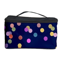 Playful Confetti Cosmetic Storage Case