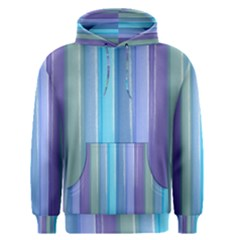 Provence Fields Lavender Pattern Men s Pullover Hoodie