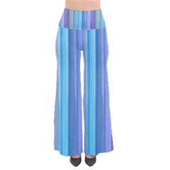 Provence Fields Lavender Pattern Pants