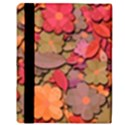 Beautiful floral design Apple iPad Mini Flip Case View3