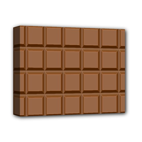 Chocolate Deluxe Canvas 14  X 11  by AnjaniArt