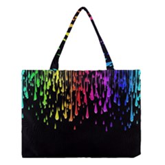 Color Rainbow Medium Tote Bag