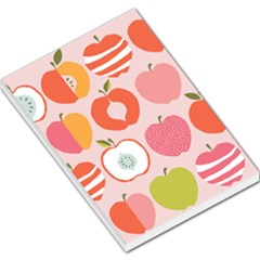Pink Delicious Organic Canvas Large Memo Pads by AnjaniArt