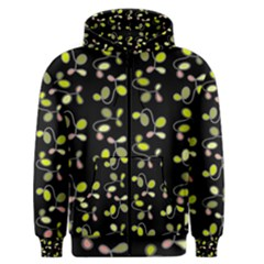 My Beautiful Garden Men s Zipper Hoodie