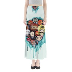 Should You Need Us 2 0 Maxi Skirts by lvbart