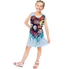Should You Need Us 2 0 Kids  Tunic Dress by lvbart