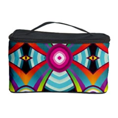 Targets Pattern                                                                                                                Cosmetic Storage Case by LalyLauraFLM