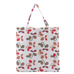 Simple Garden Grocery Tote Bag by Valentinaart