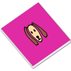 Face Dog Small Memo Pads