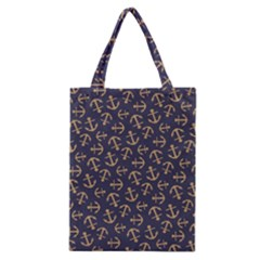 Anchor Ship Classic Tote Bag