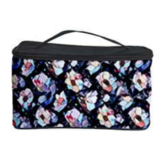 Filtered Anemones  Cosmetic Storage Case by miranema