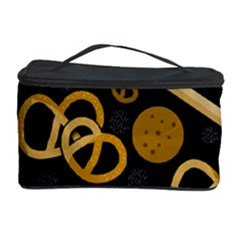Bakery 2 Cosmetic Storage Case by Valentinaart