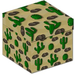 Cactuses Storage Stool 12
