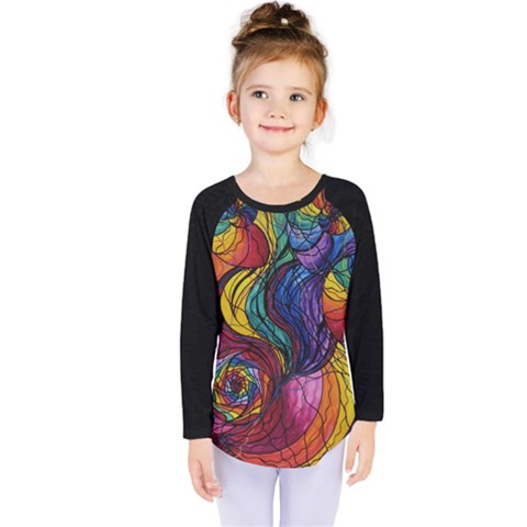Nurture - Kids  Long Sleeve Tee by tealswan
