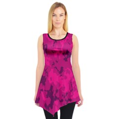 Pink Tarn  Sleeveless Tunic