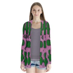 Cactuses 2 Cardigans by Valentinaart