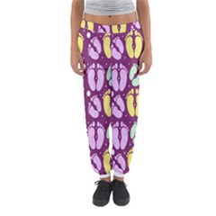 Soles Of The Feet Women s Jogger Sweatpants by AnjaniArt