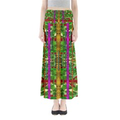 A Gift Given By Love Maxi Skirts by pepitasart